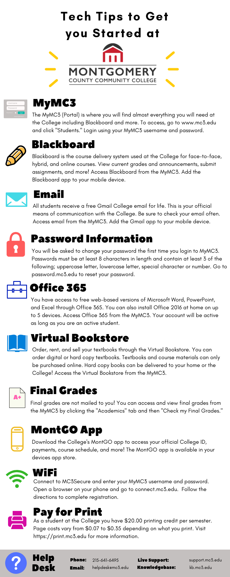 Students infographic it guide - Can i check my post office account online ...