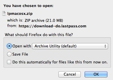 LastPass - Password Manager - Mac