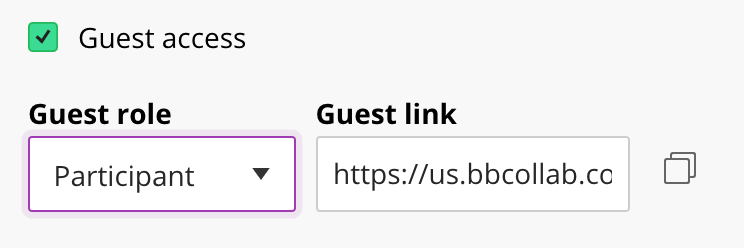 Guest link