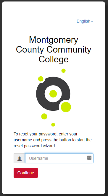 Student Password Reset/ Claim Account